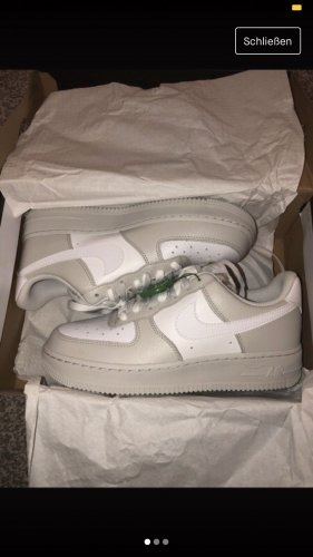 Nike Air force 1 low light bown phantome dust