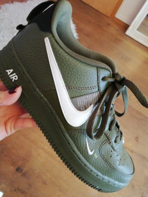 Nike Air Force 1 Low Utility Olive Canvas Damen