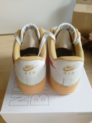 Nike Air Force 1 Lw Retro Edition Iovry/University Red/Honey