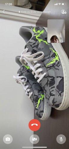 Nike air force 1 lx Electric Green