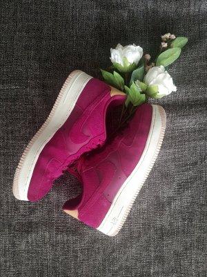 Nike Sneakers met veters magenta-paars