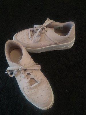 Nike Air Force 1 Plateu rosa