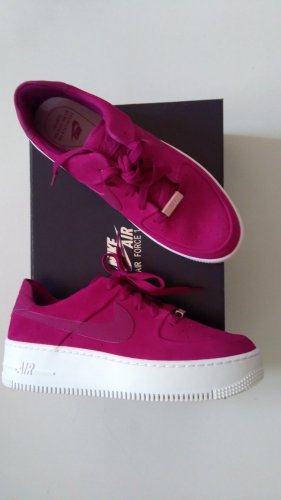Nike Air Force 1 Sage Low AF1 Gr 40,5 true berry neu