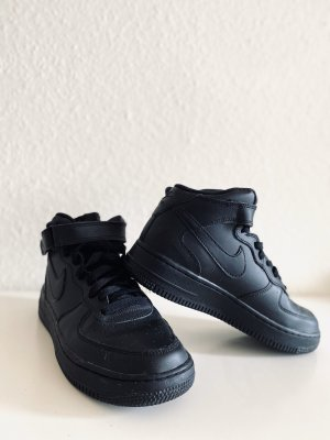 Nike Air Force 1 Schwarz Gr. 38