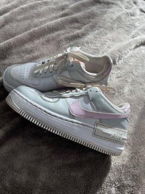 Nike Air Force 1 Shadow Grau/Rosa limited edition