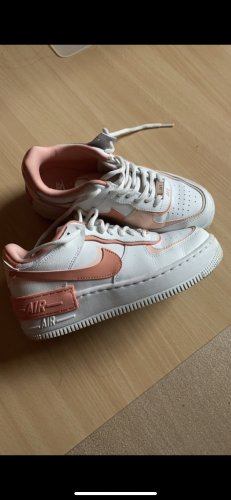 Nike air force 1 shadow pink corall