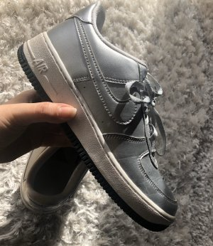 Nike Air Force 1 Silber