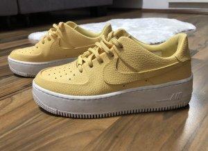 Nike Air force 1 topaz gold