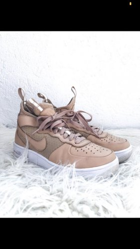 Nike Air Force 1 Ultraforce Mid in Vachetta Tan Grösse 37