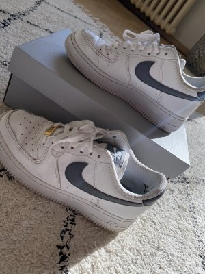Nike Air force 1 weiß/ grau
