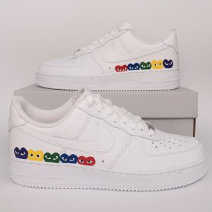 Nike Air Force 1 x CDG Custom