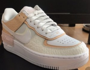 Nike Air Force AF1 Low spruce Pastell nude sneaker tropical shadow 39