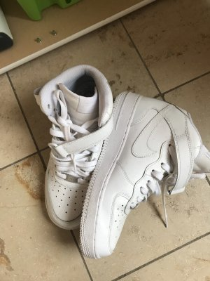 Nike Basket montante blanc