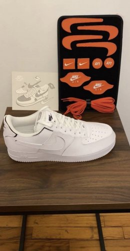 Nike Air force cosmic clay