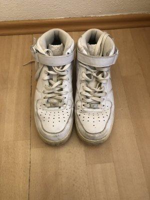 Nike Basket hook-and-loop fastener blanc