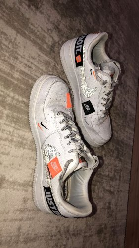 Nike Air Force One Just Do It. Limited edition