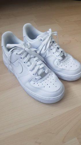 nike air force 1 Veterschoenen wit