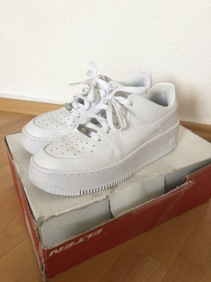 Nike Air Force one weiß