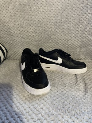 Nike Air Force Schwarz weiß