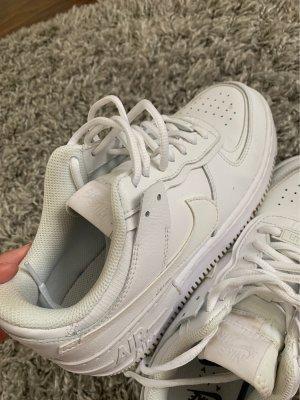Nike air force shadow weiß