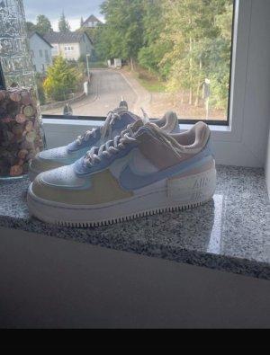 Nike air Force shadow white glacier blue ghost
