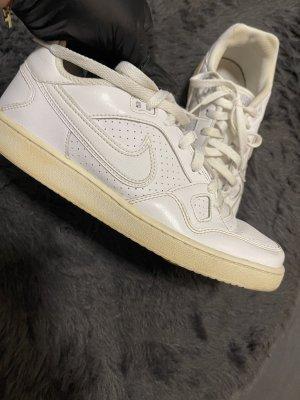Nike Air Force Sneaker weiß 41