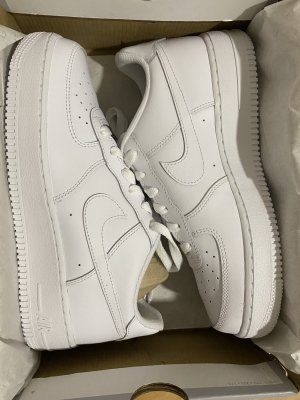 Nike air force weiß Original