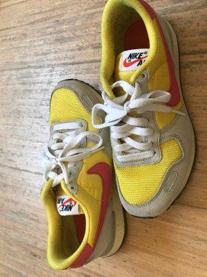 Nike Air gelb-pink 36,5