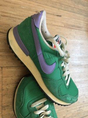 Nike Air grün lila 36,5