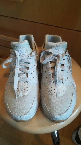 Nike Zapatillas altas beige claro