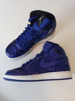 Air Jordan Basket montante violet