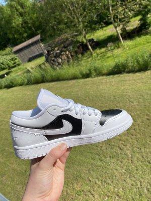 Nike Air Jordan 1 Panda Schwarz Weiß Größe 38