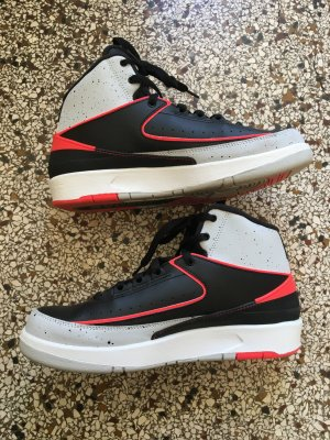 Nike Air Jordan 2 Retro infrared gs
