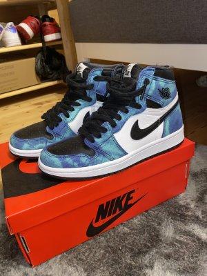 Nike Air Jordan High Tie Dye