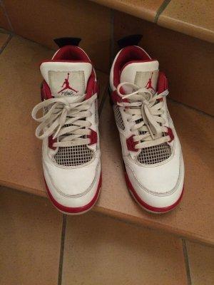 Nike Air Jordan IV firered 2013
