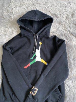 Air Jordan Sweter z kapturem czarny