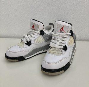Air Jordan Sneaker stringata bianco-grigio