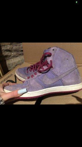 Nike air lila
