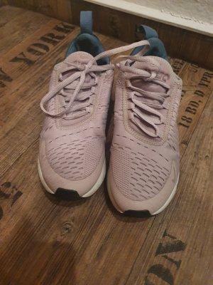 Nike Zapatos sin cordones rosa