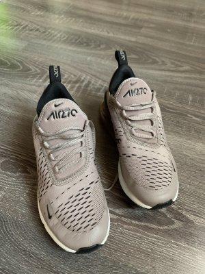 Nike air Max 270 braun beige sneaker Turnschuh
