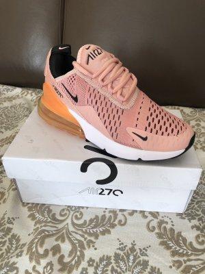 Nike Sneakers met hak roze
