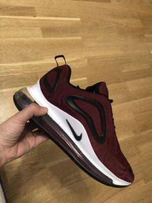 Nike Air Max 720 Wine Red Black