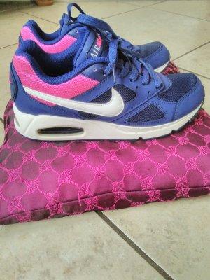 Nike Sneakers met veters veelkleurig kunststof