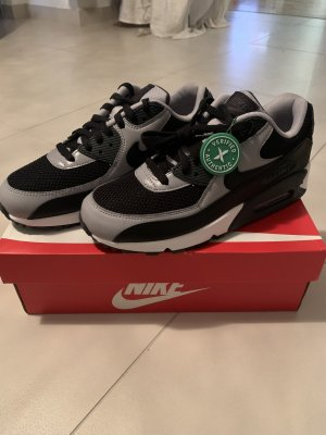 Nike Air Max 90 Black Wolf grey
