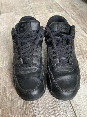 Nike Air Max 90 Leather Schwarz