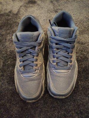 Nike Air Max 90 Mesh, dunkelblau, Gr.36,5, guter Zustand