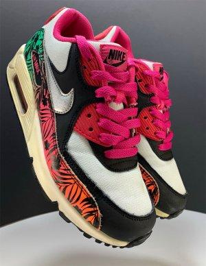 Nike Air Max 90 Print GS, Sneaker, Turnschuhe, Gr.36,5