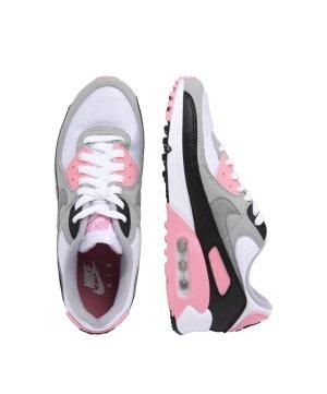 Nike Sneaker con strappi rosa-bianco