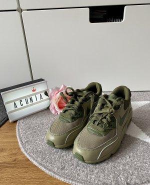 Nike Air Max 90 Sneaker khaki grün Größe 36,5