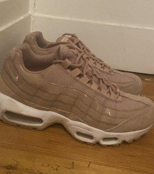 Nike Air Max 95 - sneaker low pink/weiß
